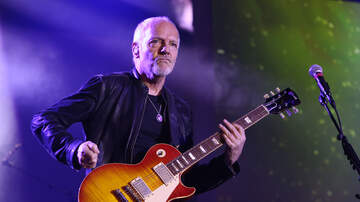 Carter Alan - Peter Frampton Top 5 (Not Counting Those Huge 3 Hits From Comes Alive)