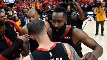 Talking Rockets w/ Ben DuBose - Enjoy the Calls of the Rockets' Game 3 Win in Utah