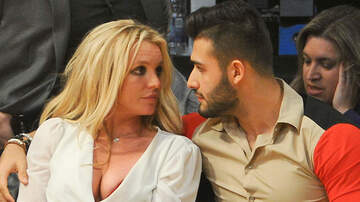 iHeartRadio Music News - Britney Spears Spotted Out With Boyfriend Sam Asghari Amid Treatment