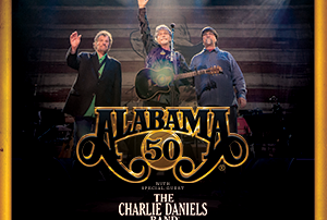 None - Alabama & The Charlie Daniels Band at Alliant Energy Center