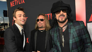 iHeartRadio Music News - Nikki Sixx Actor Was Warned To Not Imitate Mötley Crüe Bassist In Biopic