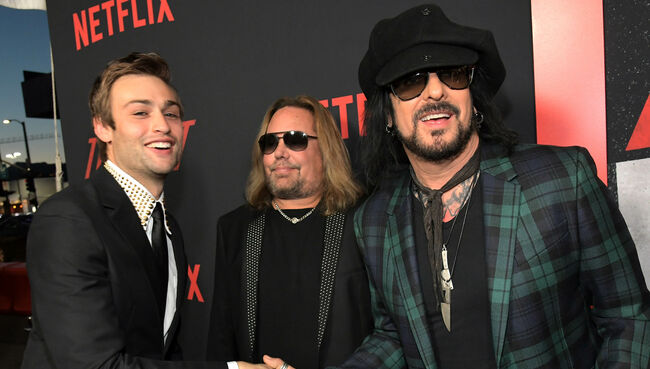 Nikki Sixx Actor Was Warned To Not Imitate Mötley Crüe Bassist In Biopic