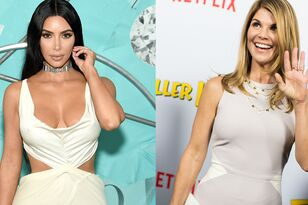 Kim Kardashian Shades Lori Loughlin For Cheating Scam: It's Not Appropriate
