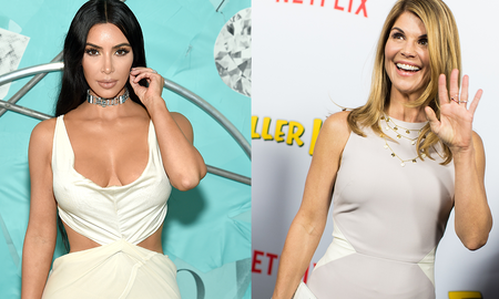 Entertainment News - Kim Kardashian Shades Lori Loughlin For Cheating Scam: It's Not Appropriate