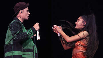 Cruz - Ariana Brings Bieber On Stage at Coachella to Do Sorry