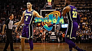 FOX Sports Radio - Lonzo Ball Says He Hopes LeBron James Asks Him to Be in 'Space Jam 2'