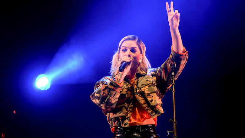 Cassadee Pope Performed A Hey Monday Song During Her Kentucky Tour Stop