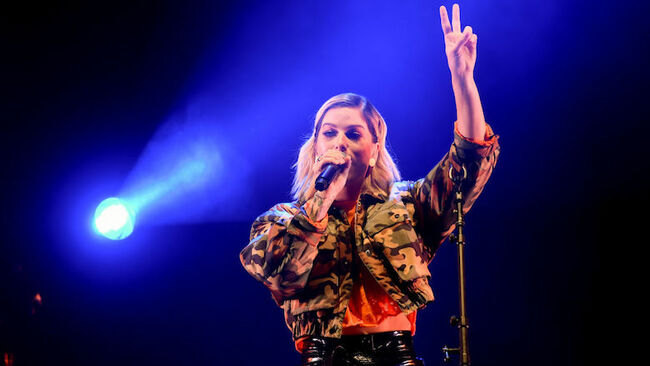Maren Morris In Concert - Los Angeles, California