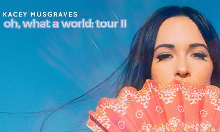 None - Kacey Musgraves at The Chelsea inside The Cosmopolitan of Las Vegas