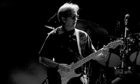 Rock News - Eric Clapton Adds U.S. Tour Dates Before Crossroads Benefit