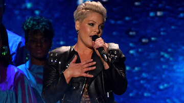 iHeartRadio Music News - Pink Delivers 'Walk Me Home' TV Premiere, Unveils New Song With Khalid