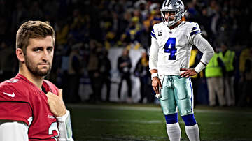 The Herd with Colin Cowherd - The Dallas Cowboys Should Trade Dak Prescott For Josh Rosen