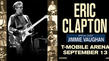 None - Eric Clapton at T-Mobile Arena