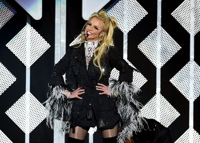 Britney Spears Fans Protest Stars Release From Mental Health Facility