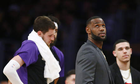 Sports News - Sekou Smith On The State Of The Lakers