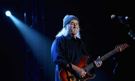 The Paul Castronovo Show - David Crosby Really Wants You To Know He's Not A Fan Of The Doors