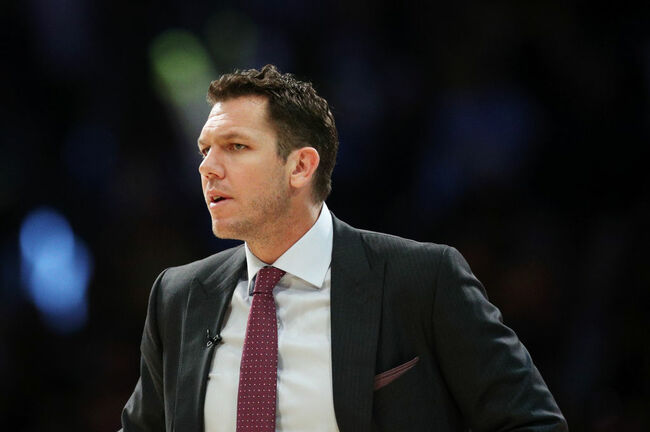 Sports Reporter Accuses Luke Walton of Sexual Assault