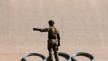 The Pursuit of Happiness - US Soldiers Surrender Weapons to Mexico On American Soil
