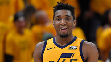 Meredith And AJ In The Morning - VOTE: Donovan Mitchell Nominated for NBA Community Award
