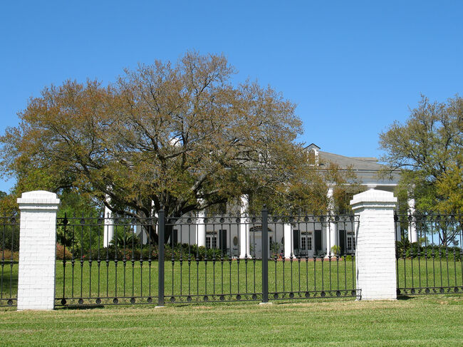 Louisiana Governor's Mansion