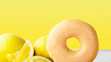 Cyndi & Chris - Krispy Kreme Is Releasing 3 new Fruit Flavors For Summer!