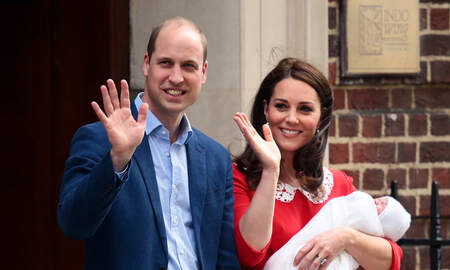 Entertainment News - The Royal Family Shared New Photos Of Prince Louis For His First Birthday