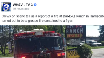 Steve - BBQ Ranch Suffers Grease Fire