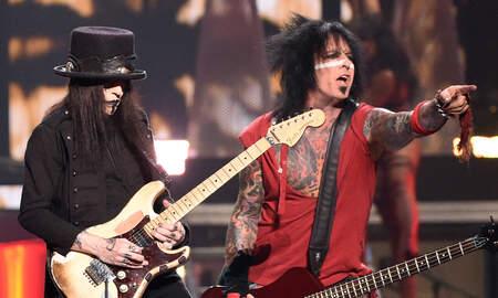 Rock News - Nikki Sixx Blasts Make Believe Story About Mötley Crüe Firing Mick Mars