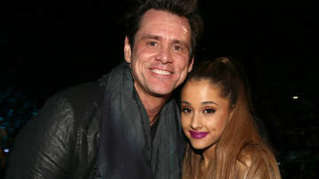 Trending - Ariana Grande Exchanges Kind Words with Idol Jim Carrey About Depression