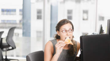 Christa Cooper - Here Are the Top Ten Foods Co-Workers Love to Steal