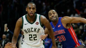 Bucks - Reaction: Bucks 127, Pistons 104 - Game 4