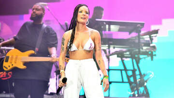 Entertainment News - Halsey Shares Photo Of Back, Finger Injuries After Rock Climbing Naked