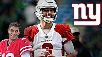The Herd with Colin Cowherd - The Giants Need to Trade for the Next Jimmy Garoppolo, Josh Rosen