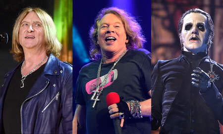 Rock News - Guns N' Roses, Def Leppard, Ghost Announced As Headliners For Exit 111 Fest