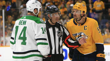 Sports Top Stories - NHL Player Jokingly Calls Out Referee Who Used Bad Language