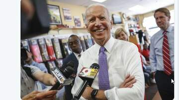 None - BREAKING: Former VP Joe Biden to announce presidential campaign