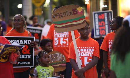 Tampa Local News - Florida Says $15 Minimum Wage Will Cost Taxpayers Half a Billion