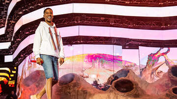 Papa Keith - Kid Cudi Donates $10k in Popeyes To Homeless Shelter