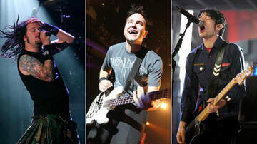 iHeartRadio Music News - Blink-182, Sum 41, Korn + More To Play Aftershock Festival 2019