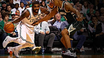 The Herd with Colin Cowherd - Kyrie Irving Will Knock Off the Top-Seeded Milwaukee Bucks