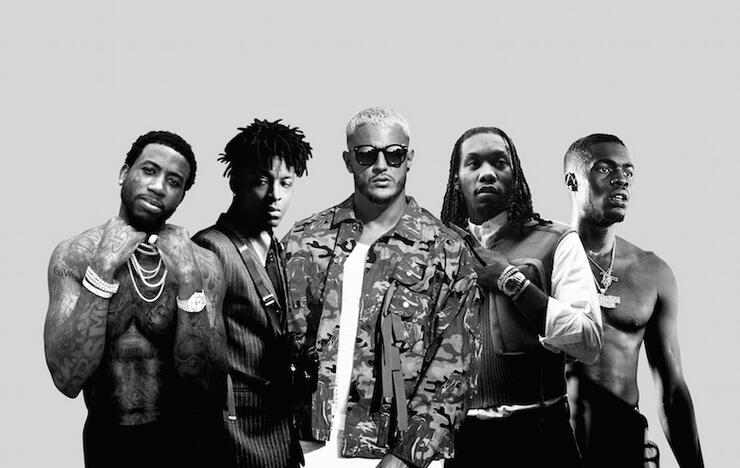 """DJ Snake, Gucci Mane, Offset, 21 Savage - """"Enzo"""""""