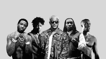Trending - DJ Snake Teams Up with Offset, 21 Savage, Gucci Mane & Sheck Wes for Enzo