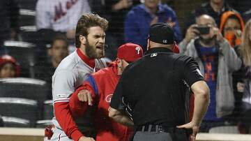 The Dan Patrick Show - Bryce Harper's Ejection Opens Debate For An Automated Strike Zone