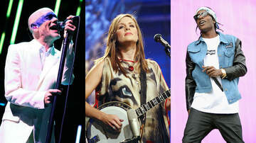 Trending - Rare Setlists From R.E.M., ASAP Rocky, Dixie Chicks + More Up For Auction