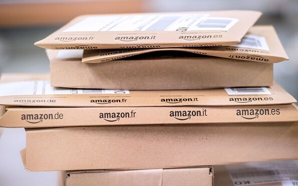 FRANCE-DISTRIBUTION-AMAZON