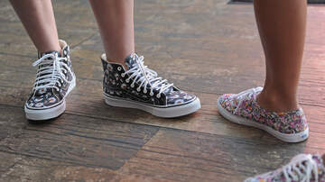 Frito - Two Oklahoma Schools Make Top 50 Of Nationwide Vans Shoe Design Contest