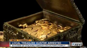 Coast to Coast AM with George Noory - Video: Treasure Hunter Arrested for Allegedly Stalking Forrest Fenn
