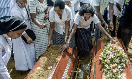 National News - Hundreds Are Dead After a Terror Attack as Sri Lanka Picks Up the Pieces