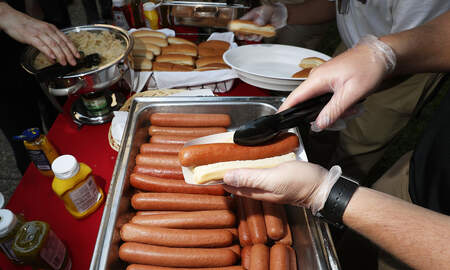 National News -  NYC To Ban Hot Dogs and Processed Meats To Improve Climate