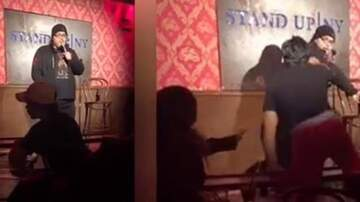 Jake Dill - Comedian Smashes Heckler with Bottle